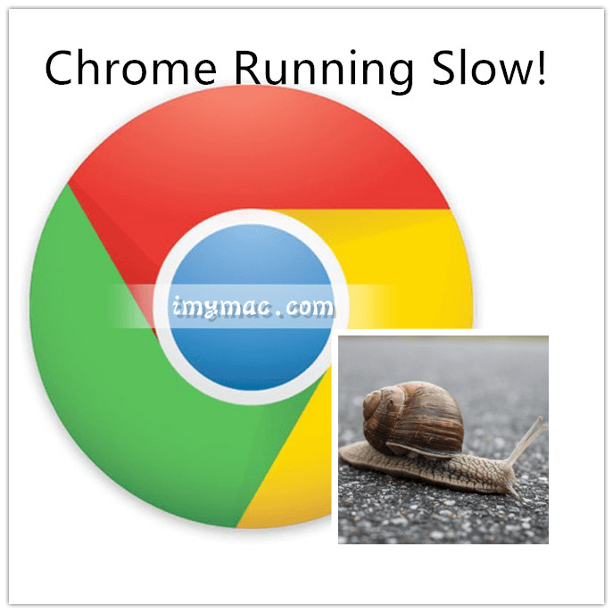 Chrome läuft langsam auf dem Mac
