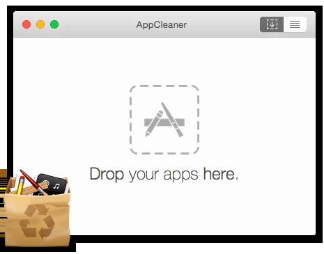 Beste kostenlose Mac Cleaner AppCleaner