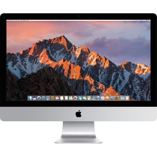Reinigen Sie den Mac Desktop