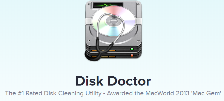 Bester Mac Cleaner Disk Doctor
