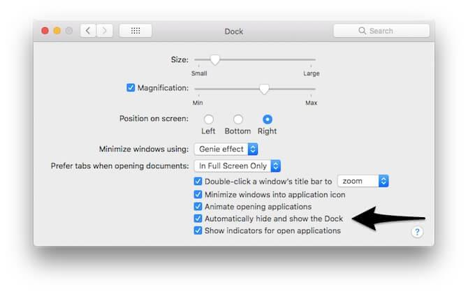 Passen Sie die Animation ohne Mac an