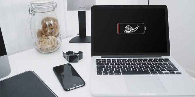 MacBook läuft langsam