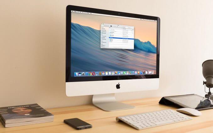 Bereinigen Sie Mac Storeage