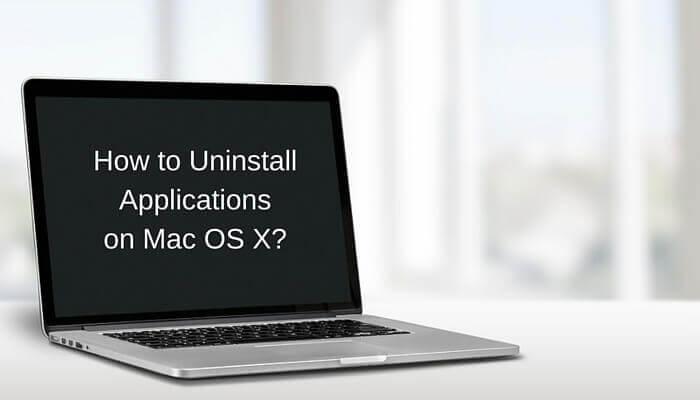 So deinstallieren Sie Apps auf dem Mac
