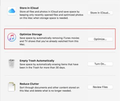 So verwalten Sie Ihren Mac-Speicher